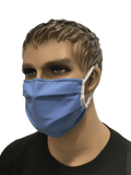 Ceil Blue - Washable & Reusable Surgical Style Face Masks