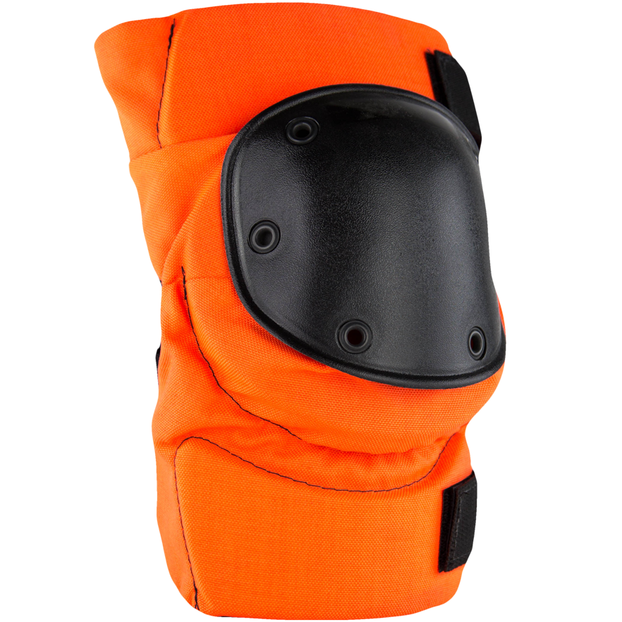 BPE-USA Army Style Knee Pads International Orange