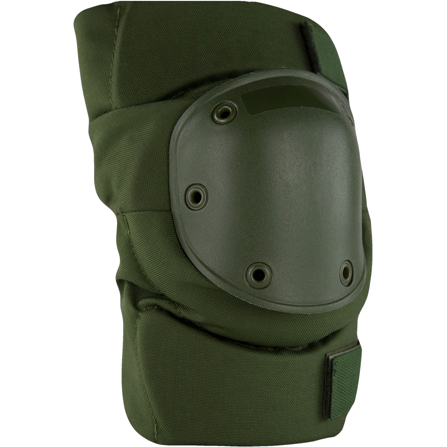 BPE-USA Army Style Knee Pads OD Green