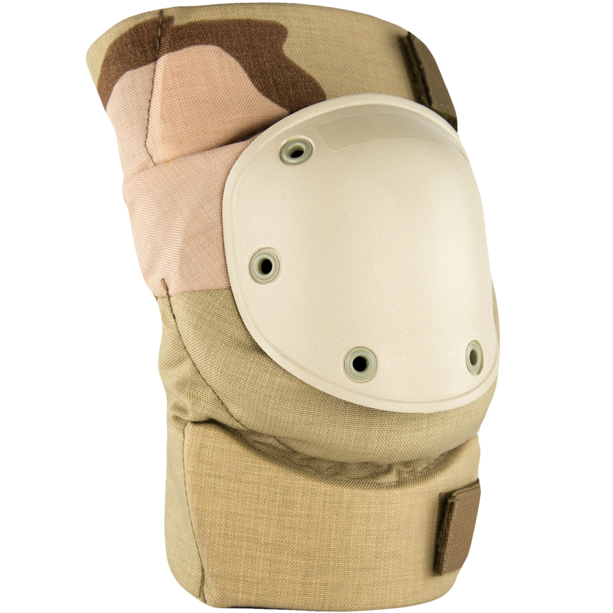 BPE-USA Army Style Knee Pads 3-Day-Desert