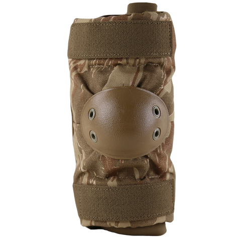 BPE-USA Army Style Elbow Pads Desert Tiger Stripe