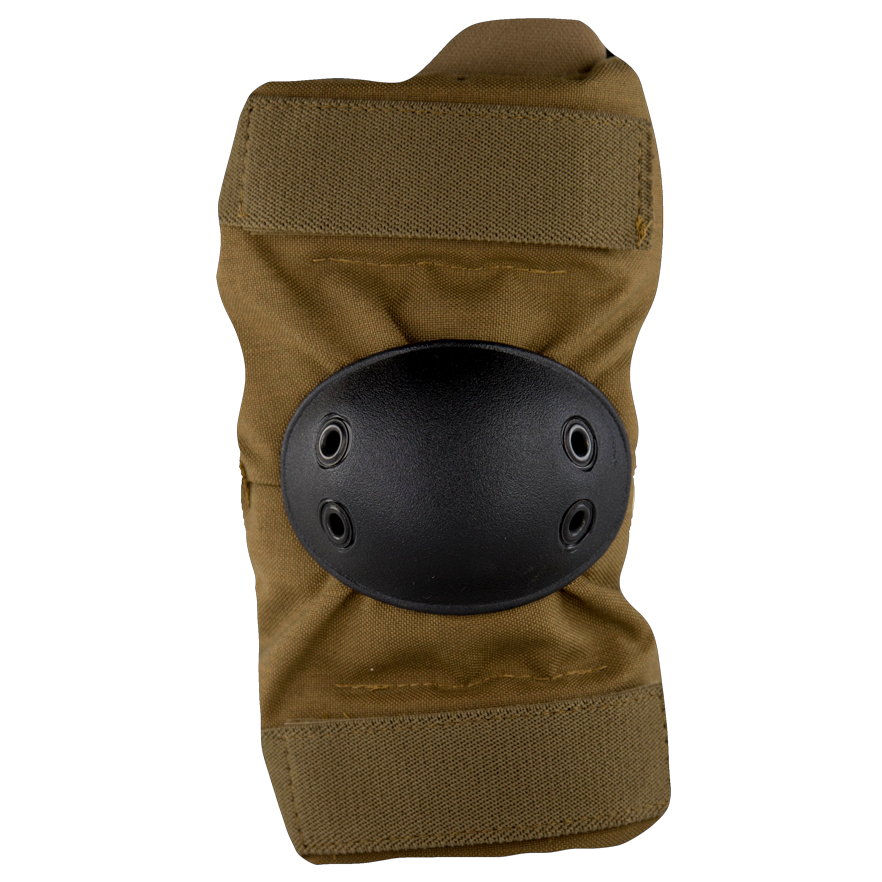 BPE-USA Army Style Elbow Pads Brown Tones