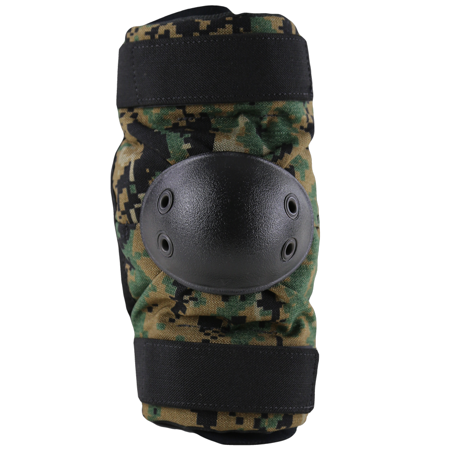 BPE-USA Army Style Elbow Pads Digital Woodland