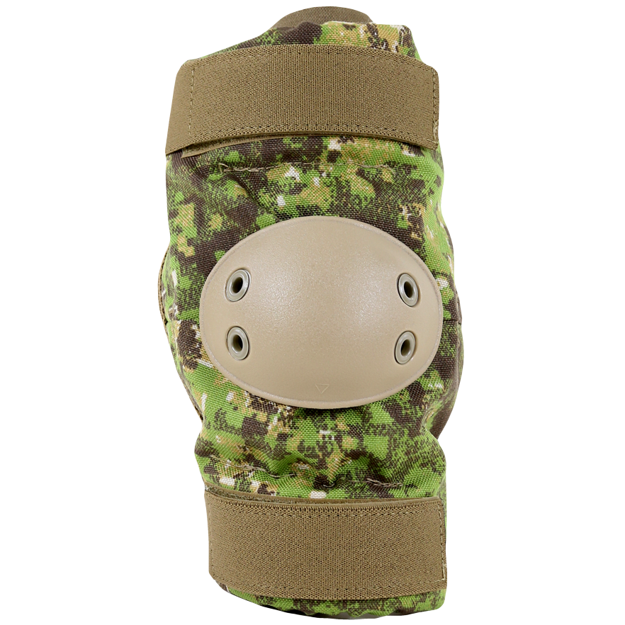 BPE-USA ASE-PGZ-S Pencott Greenzone Army Style Elbow Pads