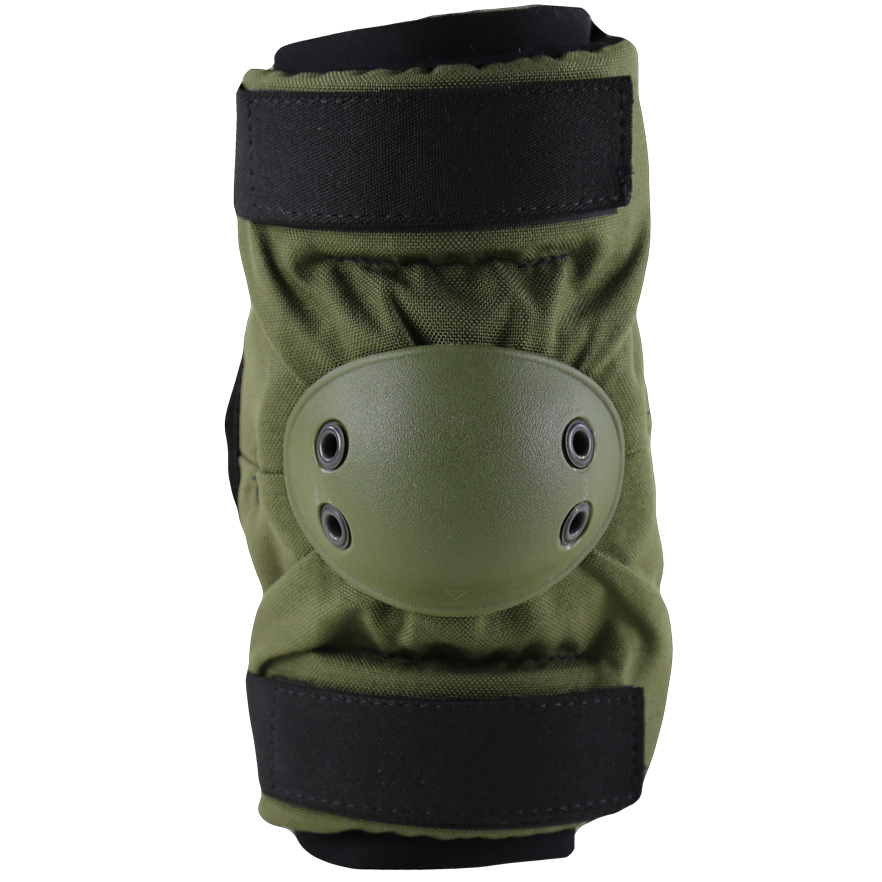BPE-USA Army Style Elbow Pads Ranger Green