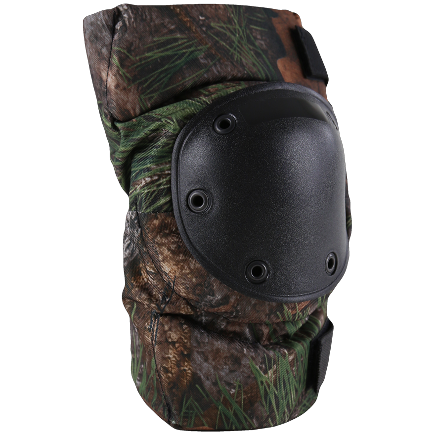 BPE-USA Army Style Knee Pads TT Mixed Pine