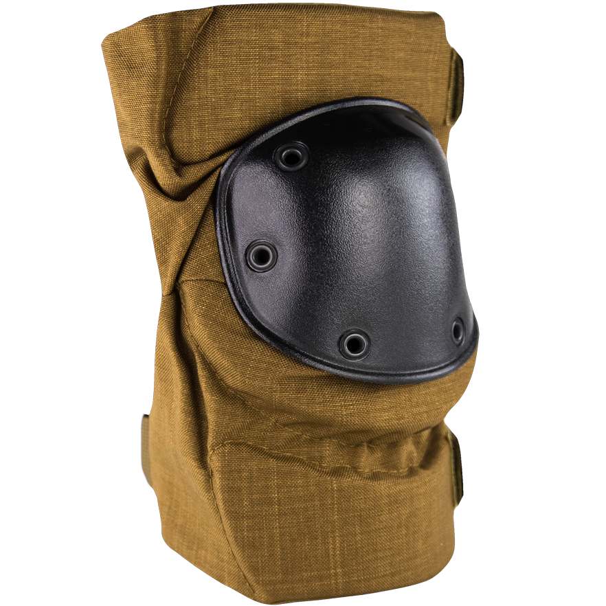 BPE-USA Army Style Knee Pads Brown Tones