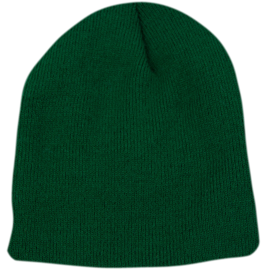 BPE-USA Classic Beanie Forest Green