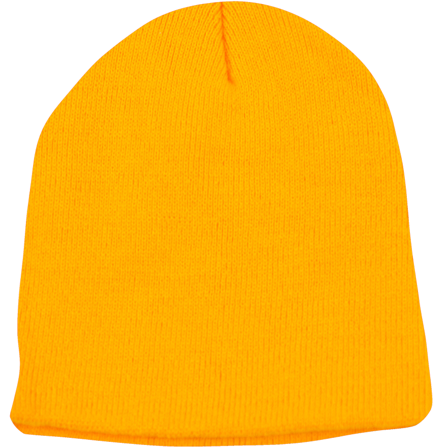 BPE-USA Classic Beanie Orange