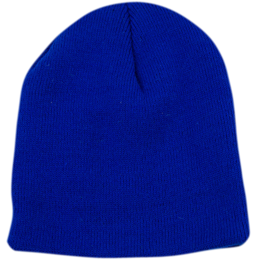 BPE-USA Classic Beanie Royal Blue