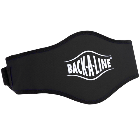 BPE-USA Back-A-Line Back Support Belt Black