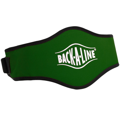 BPE-USA Back-A-Line Back Support Belt Dark Green