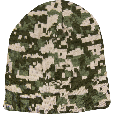 BPE-USA Digital Camo Beanie