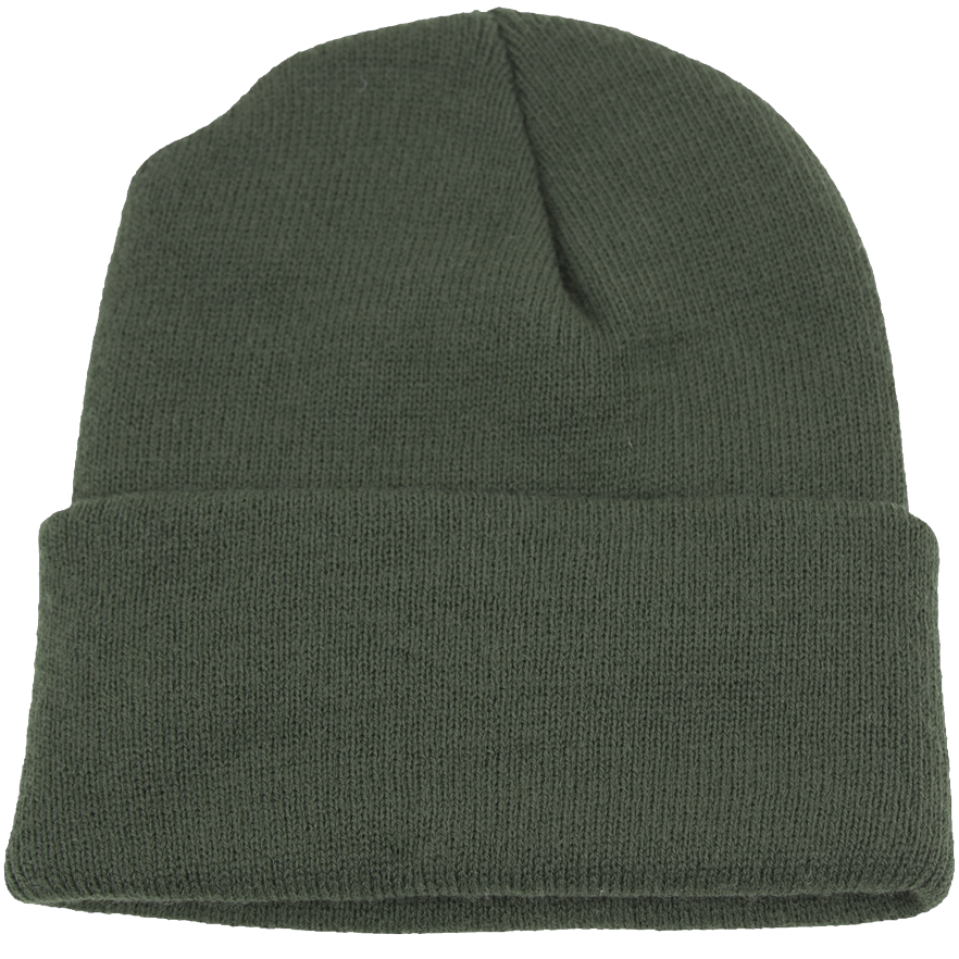 BPE-USA Cuff Beanie Foliage Green