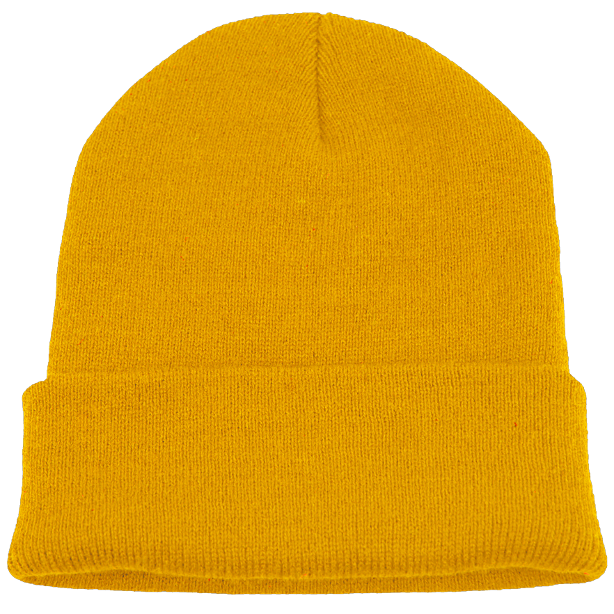 BPE-USA Cuff Beanie Orange