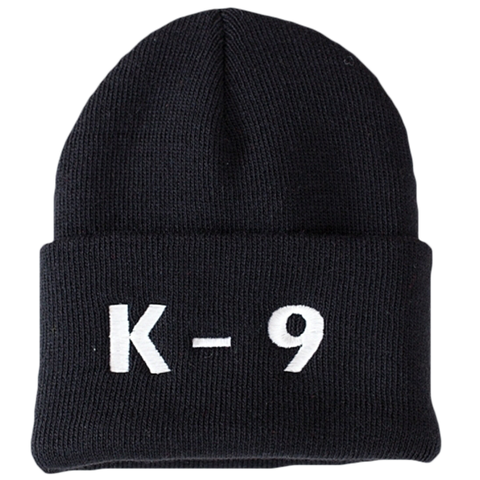 BPE-USA Decorated Beanie K-9