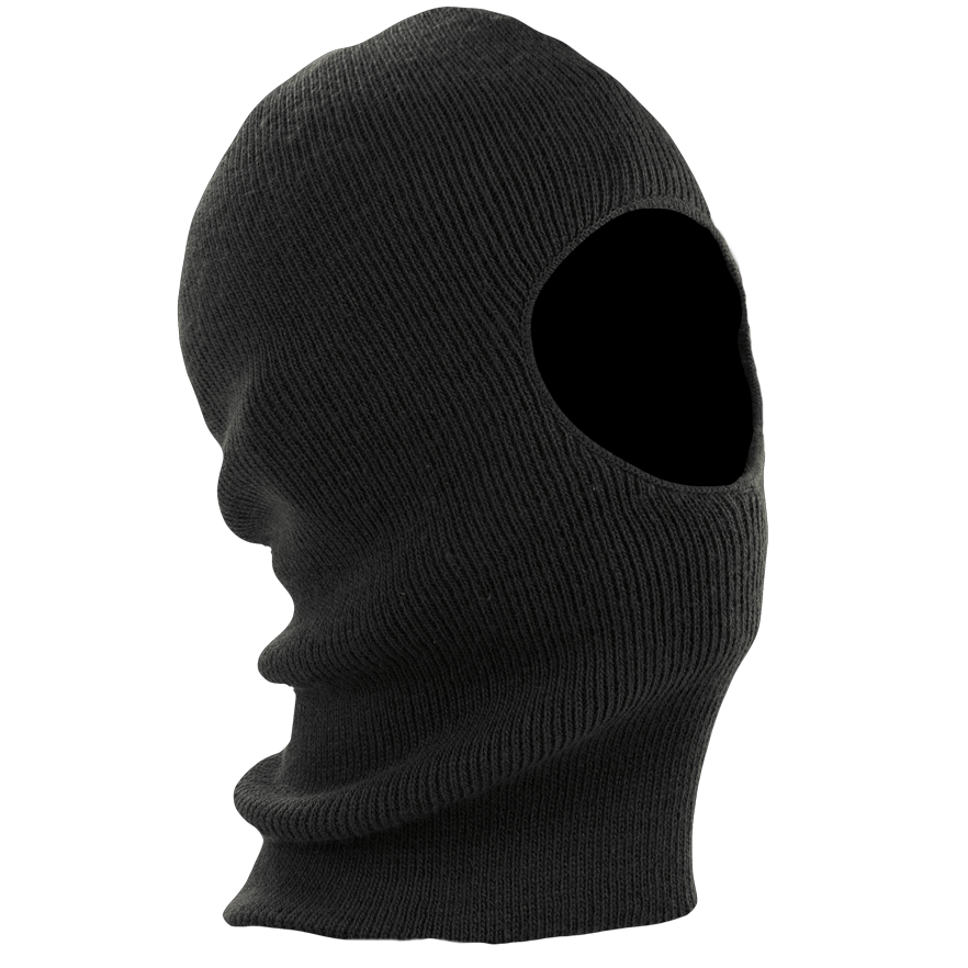 BPE-USA 3M Thinsulate Facemask Black