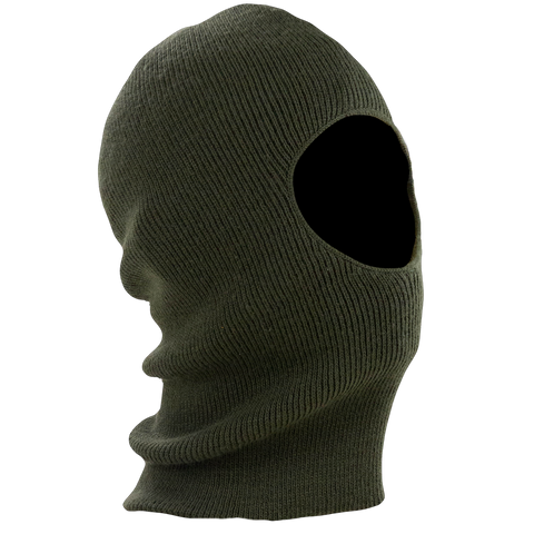 BPE-USA 3M Thinsulate Facemask Olive Green