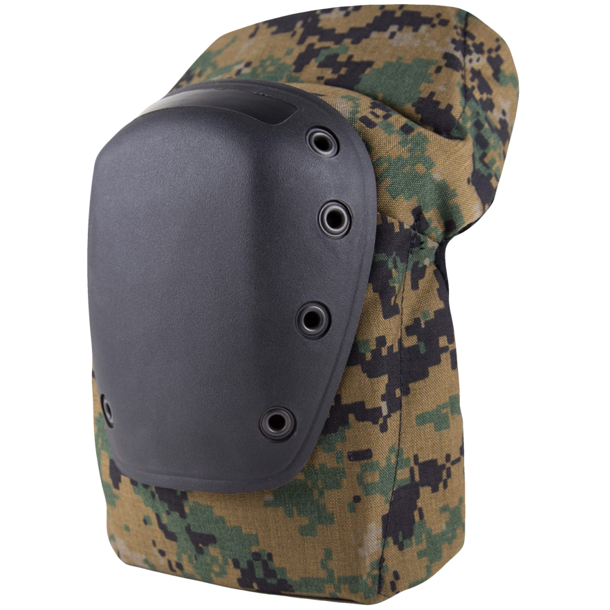 BPE-USA K2-C Knee Pads Digital Woodland Camo