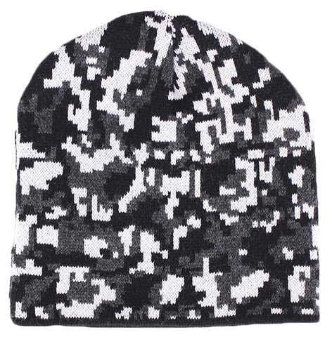 BPE-USA Digital Urban Camo Beanie