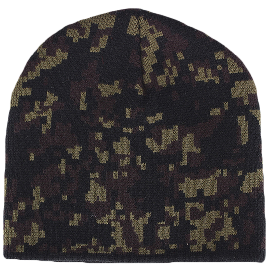 BPE-USA Digital Woodland Camo Beanie