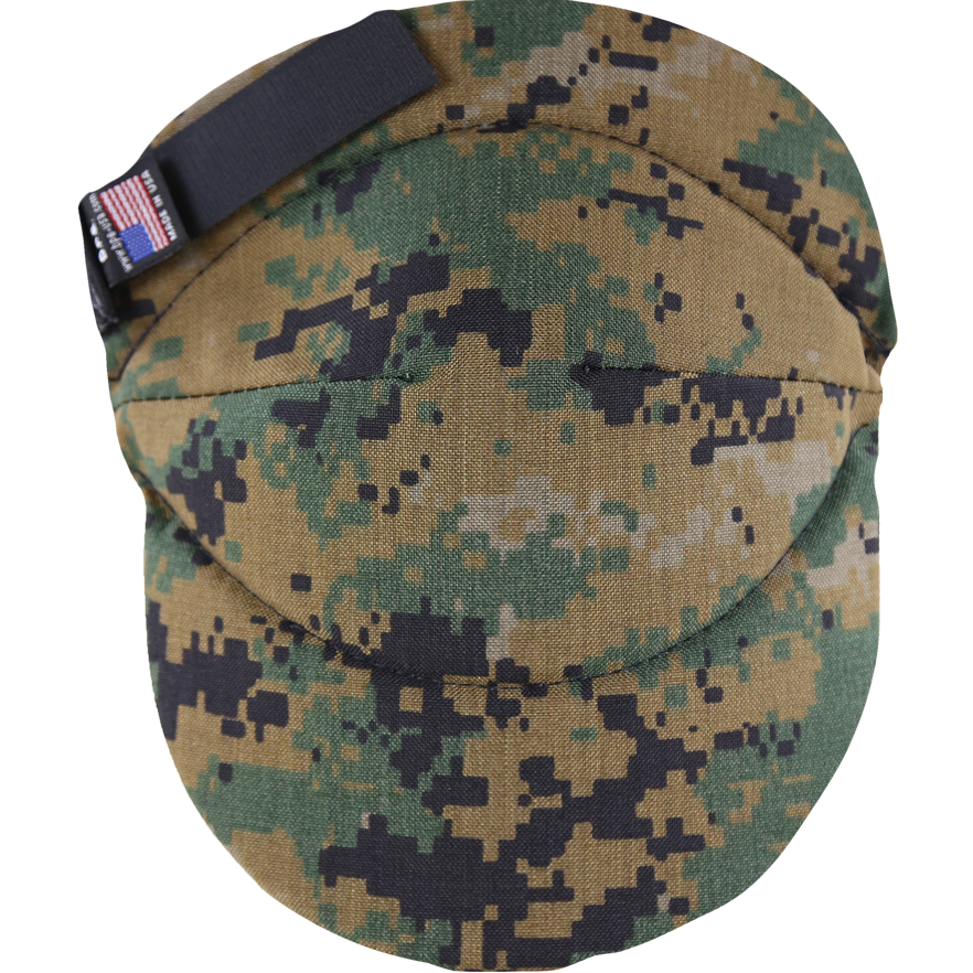 XJ300-C Camo Knee Pads Digital Woodland