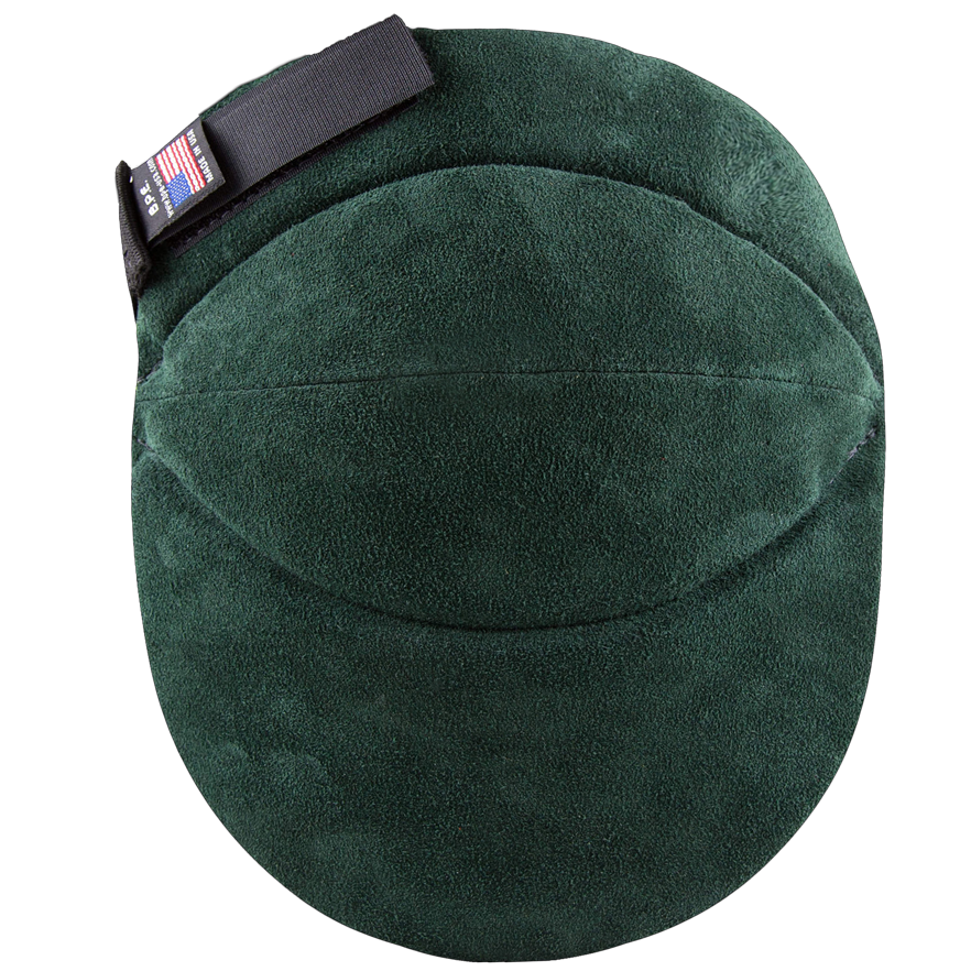BPE-USA XJ300-F Flooring Knee Pads Dark Green