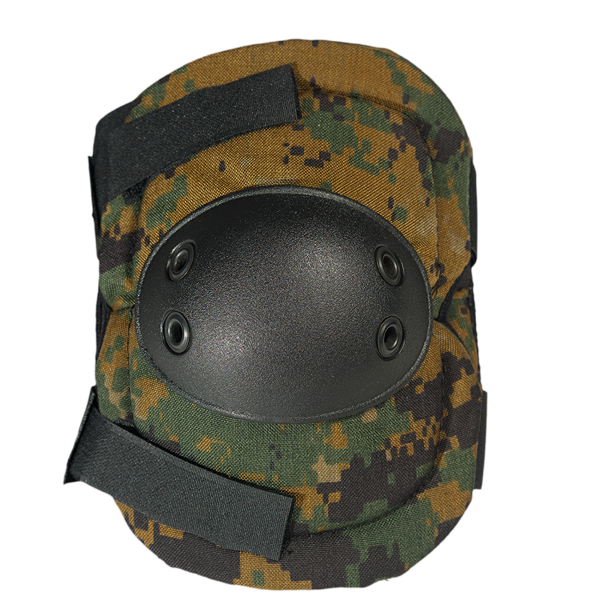 BPE-USA XJ900-C Camo Elbow Pads Digital Woodland