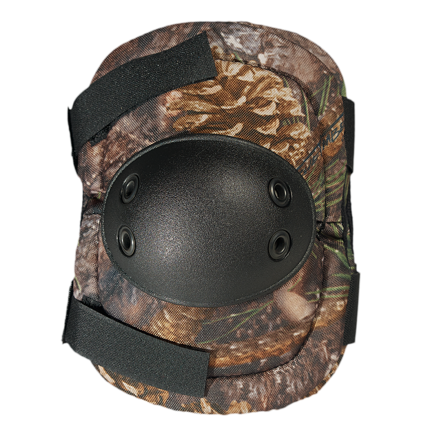 BPE-USA XJ900-C Camo Elbow Pads TT Mixed Pine