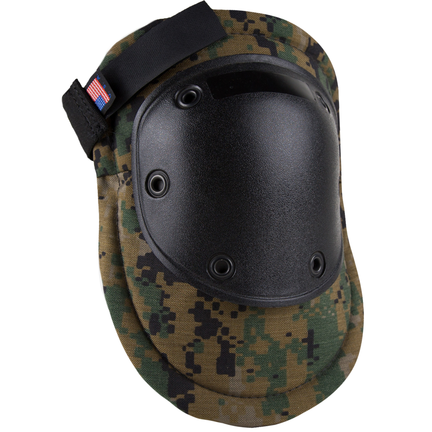 BPE-USA XJ900-C Knee Pads Digital Woodland