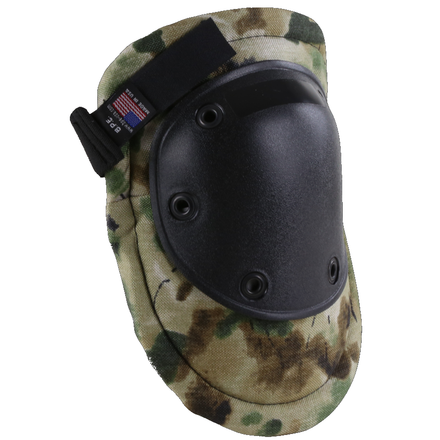 BPE-USA XJ900-C Knee Pads Covert Woodland