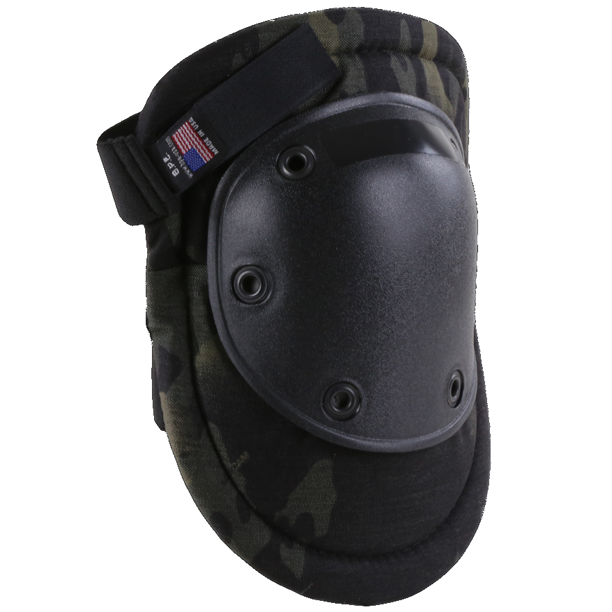 BPE-USA XJ900-C Knee Pads Multicam Black