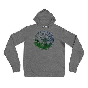 As You Go Lifestyle Brand Encouraging and Inspiring Pullover Hoodie