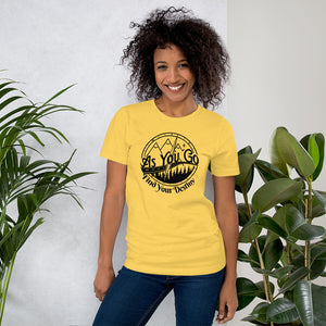 Find Your Destiny Bella+Canvas Short-sleeve Unisex T-Shirt