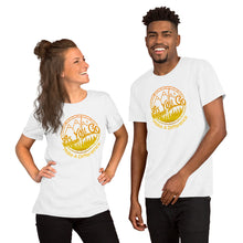Load image into Gallery viewer, Make a Difference Bella+Canvas Short-Sleeve Unisex T-Shirt