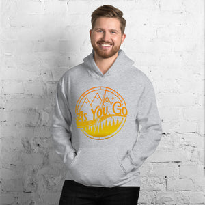 "As You Go Lifestyle Brand Encouraging and Inspiring ""AYG Logo"" Pullover Hoodie"