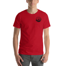 Load image into Gallery viewer, AYG Small Logo  Bella+Canvas Short-Sleeve Unisex T-Shirt