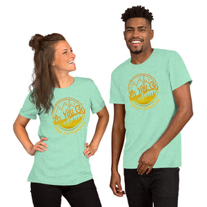 Make a Difference Bella+Canvas Short-Sleeve Unisex T-Shirt