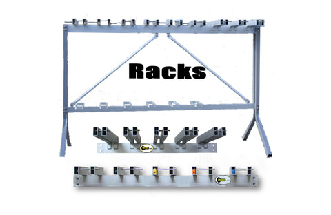 Racks - Freestanding/Wall Mount