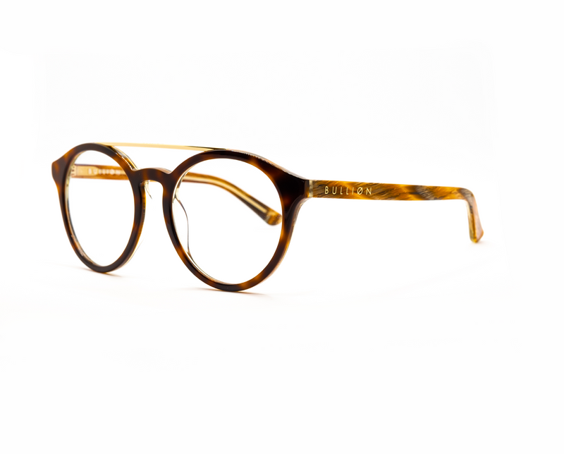 Havana - Blue Light - Brown Tortoiseshell