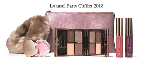 Lunasol Limited products for Holiday Season