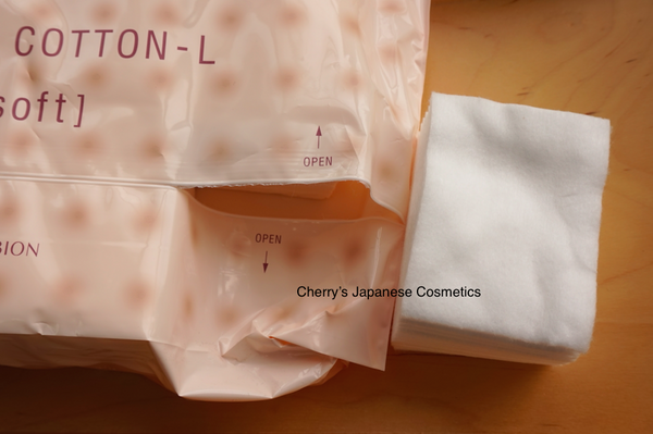 ALBION FACIAL COTTON-L SOFT 5 packs set