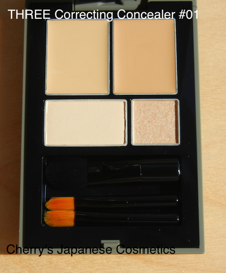 THREE Correcting Concealer