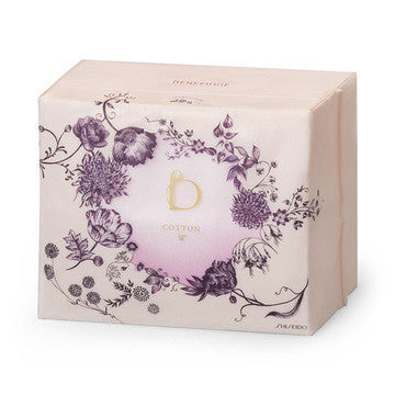 Shiseido Benefique Cotton W (5 Packs)