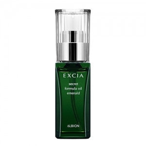 Albion Excia SECRET FORMULA OIL EMERALD