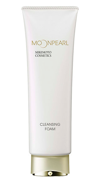 Mikimoto Moon Pearl Cleansing Foam