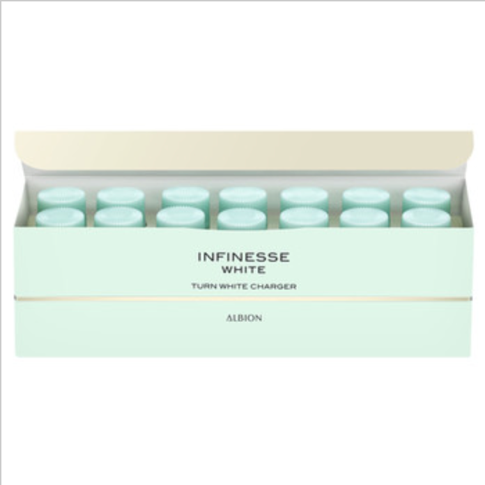 Albion INFINESSE WHITE Turn White Charger(Medicated)