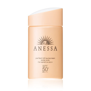 Shiseido Anessa Perfect UV  Mild Milk
