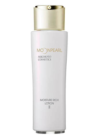 Mikimoto MOONPEARL Moisture Rich Lotion