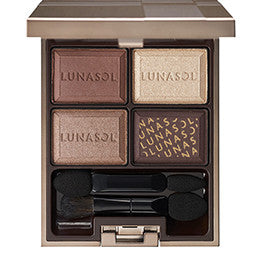 Lunasol SELECTION DE CHOCOLAT EYES